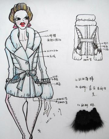 中外服装史,针织设计,服饰图案,材料学,时装画技法,服装cad,电脑时装